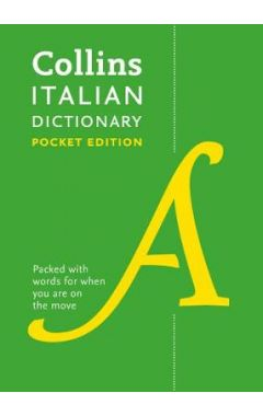 Collins Italian Dictionary Pocket Edition: 40,000 words and phrases in a portable format