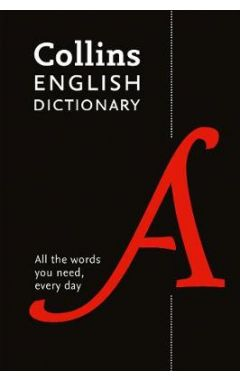 Collins English Dictionary 8e