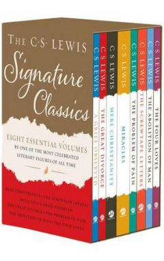 The C. S. Lewis Signature Classics (8-Volume Box Set): An Anthology of 8 C. S. Lewis Titles