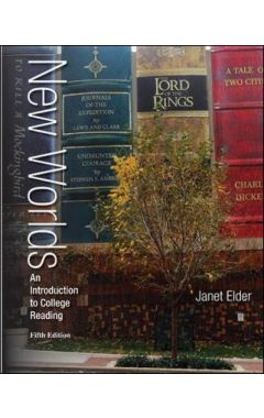 NEW WORLDS: AN INTRODUCTION TO COLLEGE READIN  E5