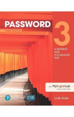 Password 3 with Essential Online Resources (3rd Edition)