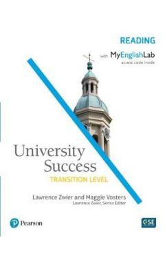 UNIVERSITY SUCCESS READING TRANSITION SB/MEL PK