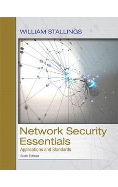 [pod] Network Security Essentials: Applications and Standards