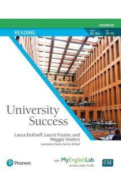 UNIVERSITY SUCCESS READING ADVANCED SB/MEL PK