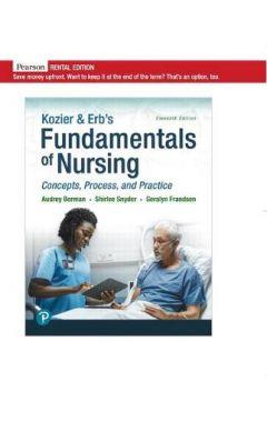 Kozier & Erb's Fundamentals of Nursing  11e: Concepts, Process and Practice