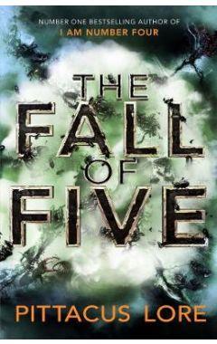 The Fall of Five: Lorien Legacies Book 4