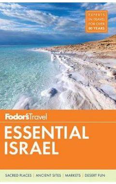 2017 FODOR'S ESSENTIAL ISRAEL