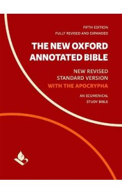 The New Oxford Annotated Bible with Apocrypha (5/e)