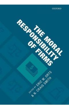 The Moral Responsibility of Firms