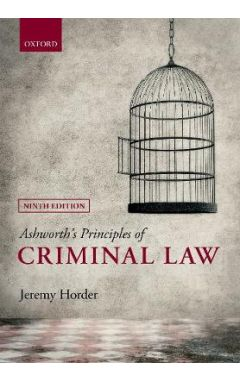 PRINCIPLES OF CRIMINAL LAW 9E