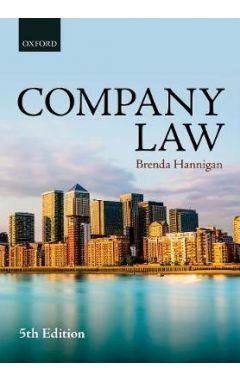 Company Law 5e
