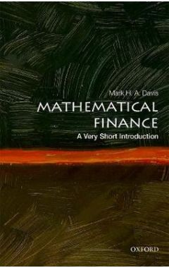 Mathematical Finance: A Very Short Introduction