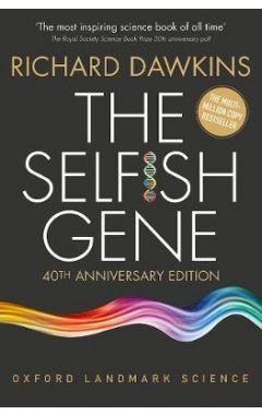 THE SELFISH GENE 40TH ANNIVERSARY EDITION