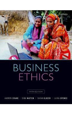 Business Ethics 5e