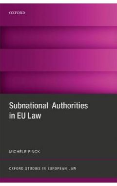 Subnational Authorities in EU Law