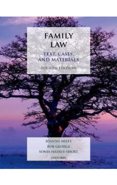 Family Law: Text, Cases, and Materials 4e