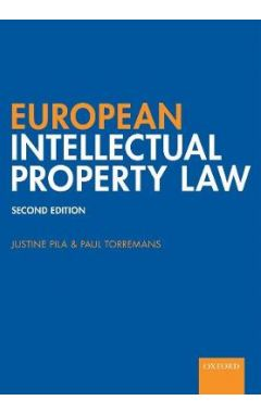 European Intellectual Property Law 2e