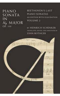VOL 2 BEETHOVEN'S LAST PIANO SONATAS PIANO SONATA IN A? MAJOR OP. 110