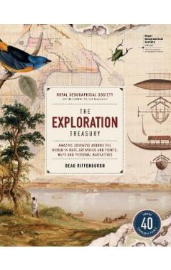 Exploration Treasury, The: with Royal Geographical Society