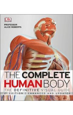 COMPLETE HUMAN BODY (DK) 2nd edition