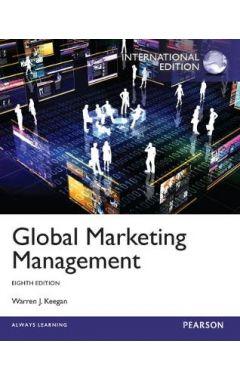 Global Marketing Management: International Edition IE