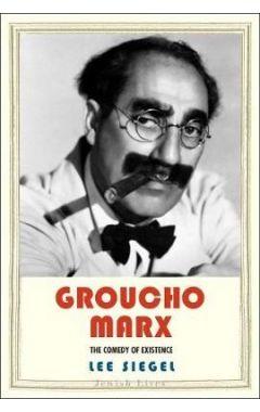 GROUCHO MARX (JEWISH LIVES)