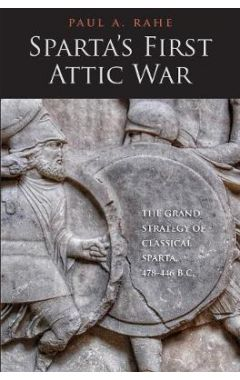 Sparta`s First Attic War