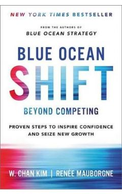 BLUE OCEAN SHIFT: BEYOND COMPETING: PROVEN STEPS TO INSPIRE CONFIDENCE AND SEIZE NEW GROWTH