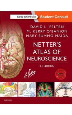 NETTER'S ATLAS OF NEUROSCIENCE 3E