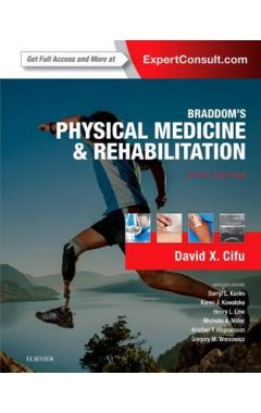 BRADDOM'S PHYSICAL MEDICINE AND REHABILITATION 5E