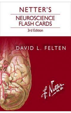 NETTER'S NEUROSCIENCE FLASH CARDS