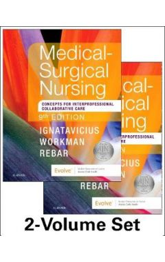 (2 vols) Medical-Surgical Nursing 9e