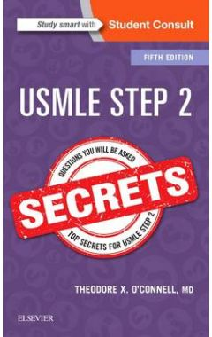 USMLE STEP 2 SECRETS, 5TH EDITION