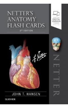 Netter's Anatomy Flash Cards 5e