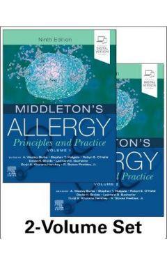 Middleton's Allergy (2 vols) 9e