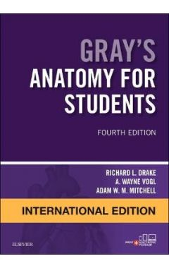 GRAY'S ANATOMY FOR STUDENTS 4E IE