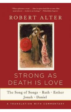 AS STRONG AS DEATH IS LOVE