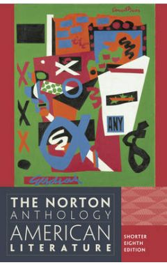 NORTON ANTHOLOGY OF AMERICAN LITERATURE SHORTER EDITION