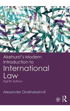 Akehursts Mod Intro Intnat Law