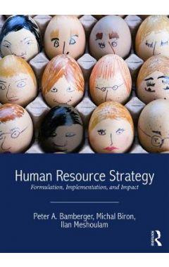 HUMAN RESOURCE STRATEGY 2E