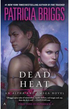 DEAD HEAT (ALPHA AND OMEGA NOVELS #1)