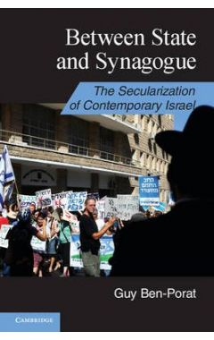 BETWEEN STATE AND SYNAGOGUE (Paperback)