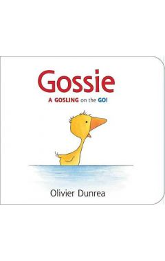 GOSSIE PADDED BOARD BOOK ( GOSSIE & FRIENDS )