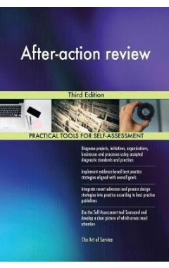 After-action review 3e