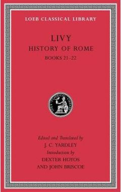 History of Rome, Volume V: Books 21-22