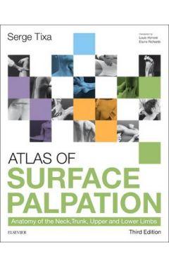 ATLAS OF SURFACE PALPATION 3E