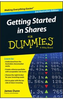 Getting Started in Shares For Dummies, 3e Australian Edition