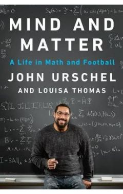 (hardcover) Mind and Matter: A Life in Math and Football