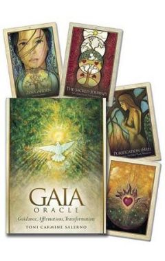 THE GAIA ORACLE CARDS