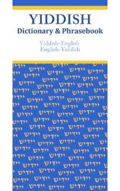 YIDDISH DICTIONARY & PHRASEBOOK